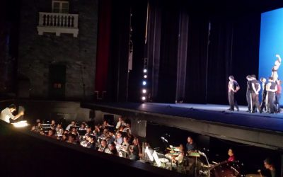 José Antonio Montaño's debut at Teatro Carlo Felice in Genoa (Italy)