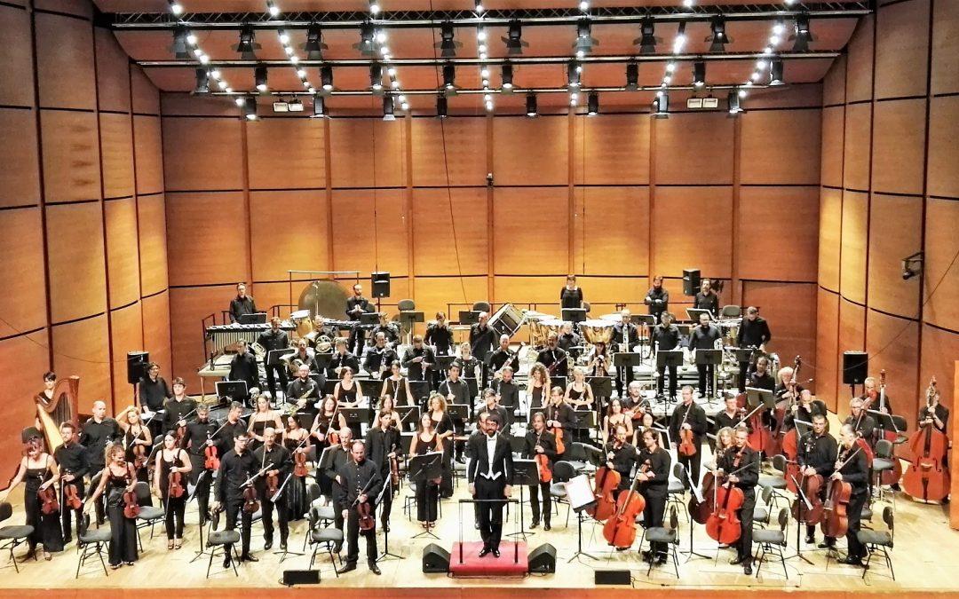 """Maestro José Antonio Montaño again with l'Orchestra Sinfonica di Milano """"La Verdi"""""""