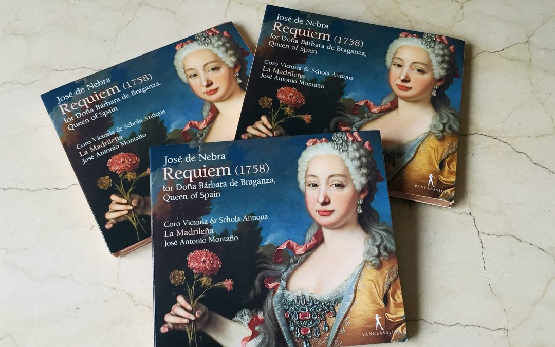 José Antonio Montaño presents the first-ever recording of the Requiem by José de Nebra