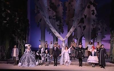 «La vera costanza» de Haydn en l'Opéra Royal de Wallonie-Liège (Bélgica)