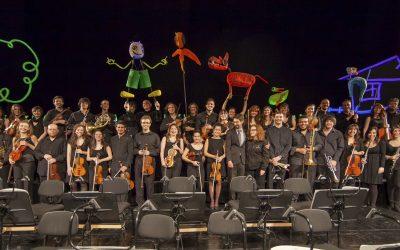 «Pedro y el lobo» de Prokofiev en el Teatro Real de Madrid