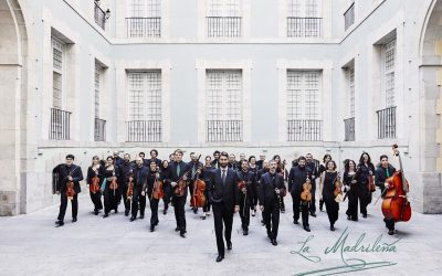 Montaño presenta a La Madrileña, Orquesta con Instrumentos de Época.