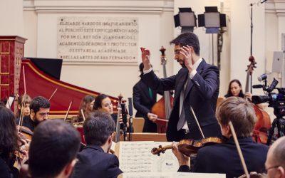 Concierto «Joyas de la Zarzuela Barroca» con La Madrileña