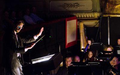 Ópera en el Teatro de la Zarzuela en Madrid