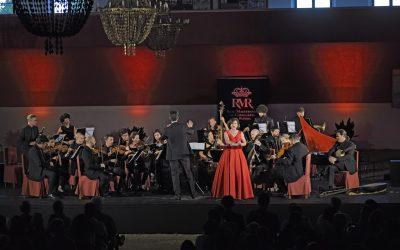Zarzuela barroca de José de Nebra con el Maestro Montaño, La Madrileña y la soprano Susana Cordón