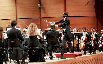 Montaño returns with l'Orchestra Sinfonica di Milano La Verdi conducting Bernstein, Gershwin, Márquez & Cañizares