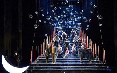 """Haydn's Opera """"Il Mondo Della Luna"""" in the Teatro Arriaga of Bilbao"""