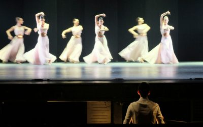 """""""Zaguán & Alento"""" with the Spanish National Ballet and the Murcia Symphony Orchestra"""