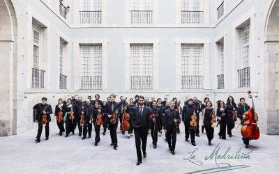 Montaño presents La Madrileña Period Instrument Orchestra