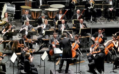 Concert with the Orquesta de Extremadura