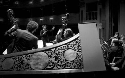 Baroque Concert with Maestro Montaño at Teatro Monumental in Madrid