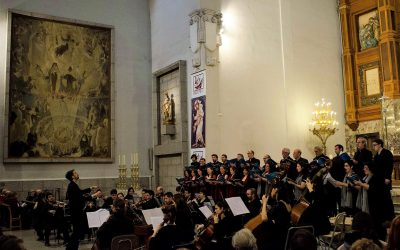 Concert with the Madrid Symphony Orchestra OE and the Chamber Choir of Madrid