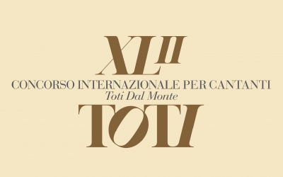Maestro Montaño jury for the Toti Dal Monte International Competition for Singers