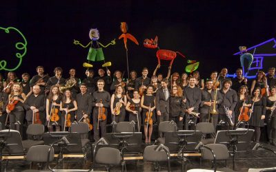 """Prokofiev's """"Peter and the Wolf"""" at Teatro Real in Madrid"""