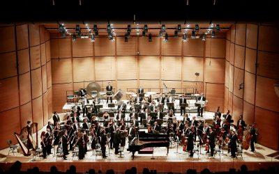 Debut with La Verdi Symphony Orchestra of Milan