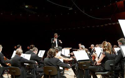 Maestro Montaño conducts Ravel, Falla, Piazzolla & Cañizares with l'Orchestra Sinfonica di Milano La Verdi