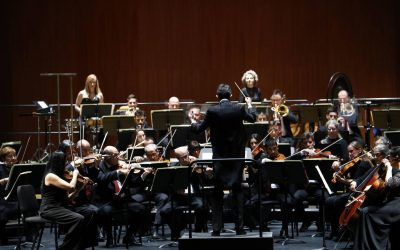 José Antonio Montaño Conducts the Orchestra of Córdoba in a New Year´s Concert