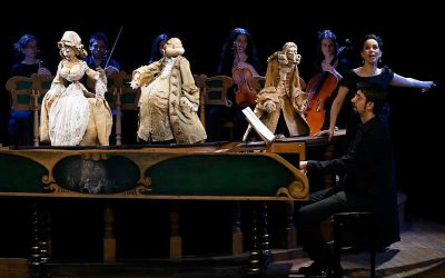 José Antonio Montaño dirige «La serva padrona» de Pergolesi en el Teatro Real de Madrid