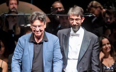El Maestro José Antonio Montaño debuta en el Stresa Festival de Italia al frente de la Orquesta Sinfónica de Milán con un estreno absoluto del compositor José M. Sánchez-Verdú.
