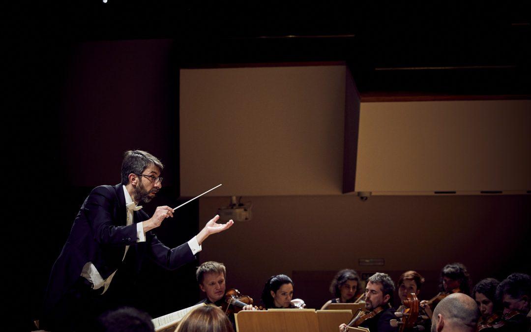 Montaño dirige el Concierto Europa Barroca: Bach, Vivaldi y José de Nebra